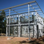 Steel framed garages sunshine coast - Sunshine Coast