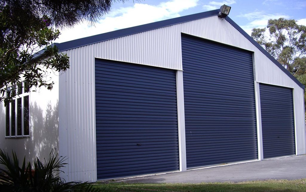 Steel Sheds Sunshine Coast