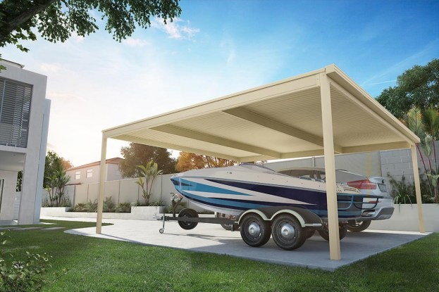 Boat Carport Sunshine Coast