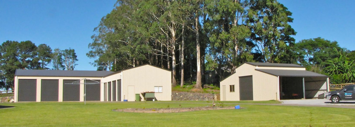 Superior Garages & Industrials – Shed Builders Sunshine Coast