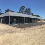 Sunshine Coast Industrial Shed builders - Superior Garages