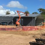 commercial shed buildings Sunshine Coast