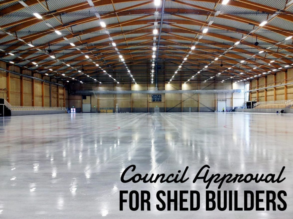 Council Approval For Shed Builders:  A Step-By-Step Guide